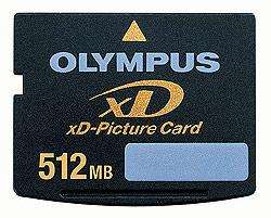 OLYMPUS xD-Picture Card M-XD 512P